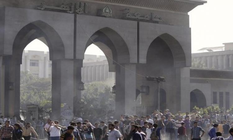 تأييد حبس 100 طالب بالازهر 5 سنوات بينهم 7 طالبات
