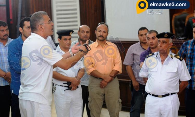 الحبس سنة لعصام سلطان لإتهامه بإهانة القضاء