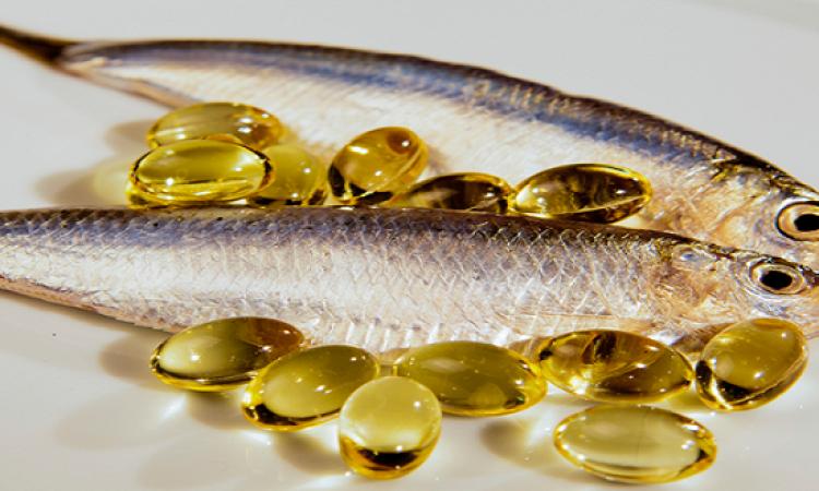 فوائد رائعة لزيت السمك