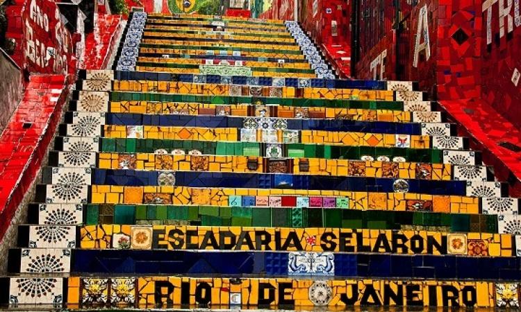 شاهد بالصور .. أفضل السلالم ثلاثية الأبعاد في العالم