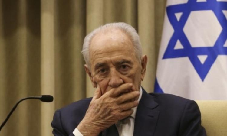 """بالفيديو .. بيريز يعترف بمسؤولية تل أبيب عن قتل """"عبد الناصر"""""""