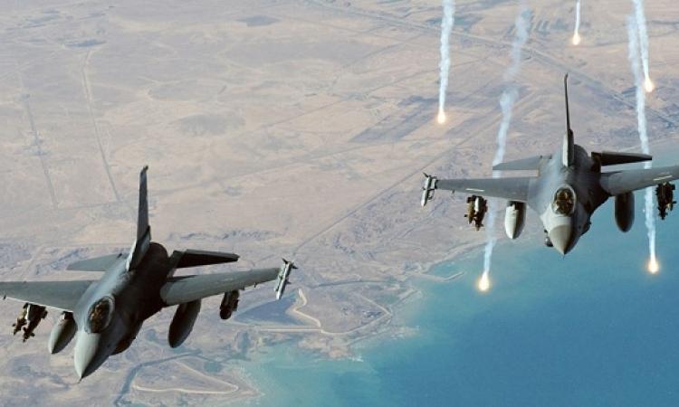 طائرات أمريكية تهاجم مواقع لداعش فى العراق
