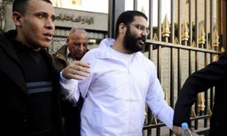 """حضور نشطاء ووفد من الاتحاد الأوروبى  جلسة قضية """"أحداث الشورى"""""""