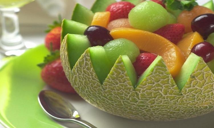 تناول الفاكهة يوميا يحد من خطر الأصابة بأمراض القلب
