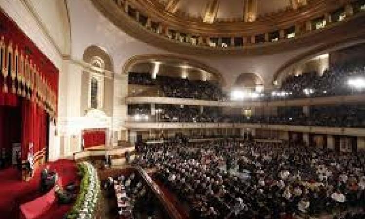 التليفزيون المصري: كلمة الرئيس بالجامعة  لن تبث مباشر