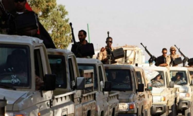عشرات القتلى والجرحى بمعارك ورشفانة الليبية