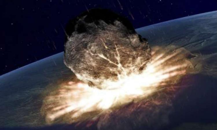 فى قارة احتمال تختفى بعد ما يصطدم بها هذا الكويكب العملاق؟!