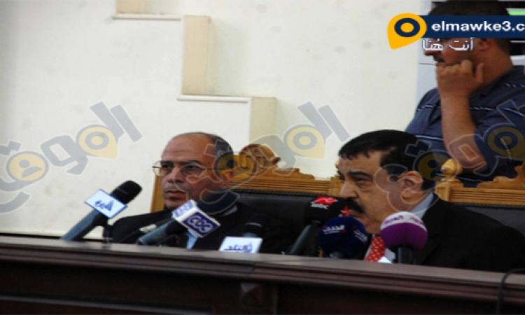 صور تجديد حبس متهميين النهضه معهد امناء الشرطه