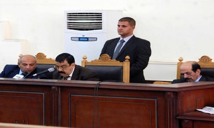 بالصور .. المحكمة تشاهد فيديوهات وأحراز  قضية أحداث كرداسة