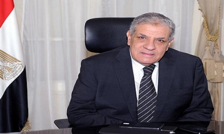 محلب يشكل لجنة لتقسيم وتنظيم الدوائر الانتخابية لمجلس النواب