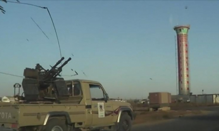 """كتيبة """"ام المعارك"""" العسكرية بليبيا تلقى القبض على 29 مصريا بمدينة سرت الليبية"""