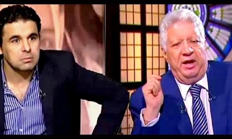 """"""" مرتضى """" يمنع  """" الغندور"""" من دخول النادي ويقدم 16 بلاغاً ضده !!"""