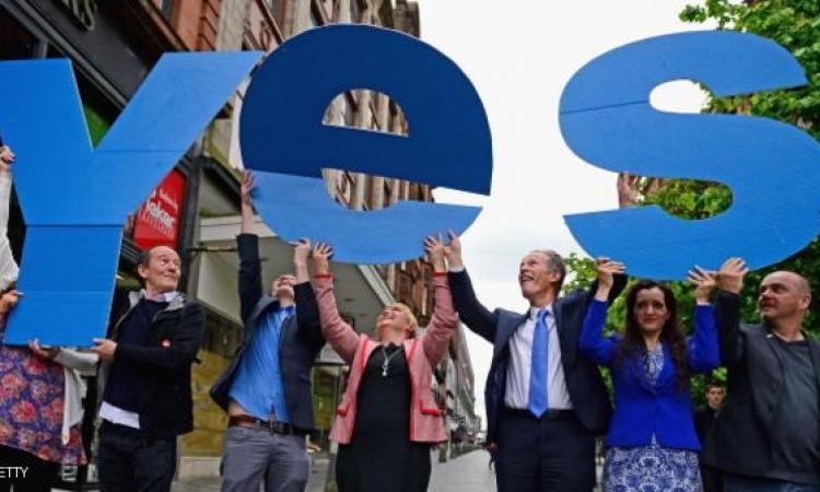 استطلاعات الرأى تتجه إلى استقلال اسكتلندا عن المملكة المتحدة