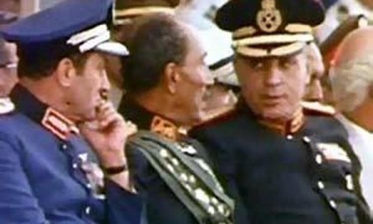 """اسرار لا تعرفها عن """" المشير أبو غزالة """" ولماذا أطاح به مبارك ؟"""