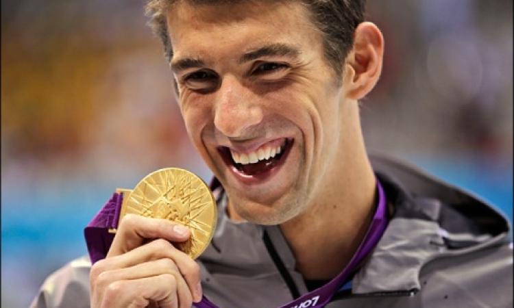 إيقاف فيلبس لستة أشهر عن المشاركة في مسابقات الاتحاد الأمريكي للسباحة