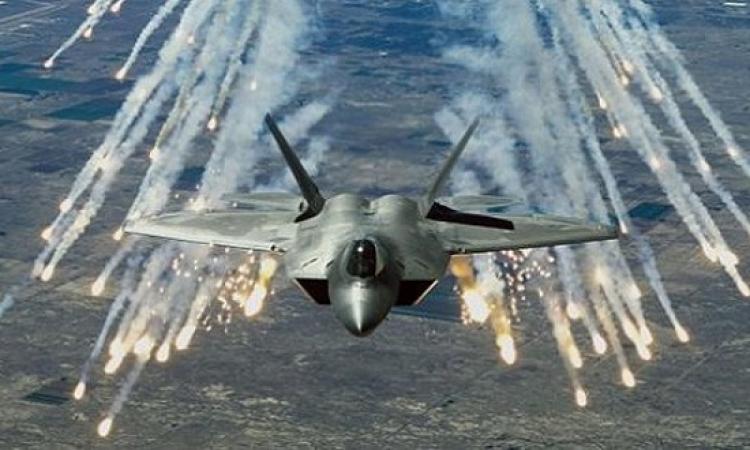 الضربات الجوية المكثفة تعوق تقدم داعش فى سوريا