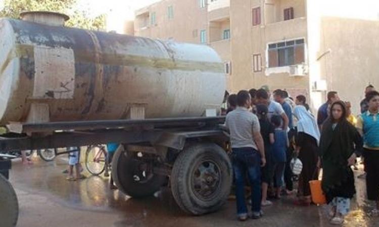 توفير سيارات مياه لإنقاذ الفيوم من «العطش»