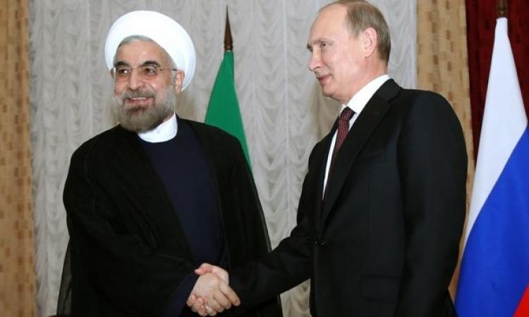 روحانى يلتقى بوتين على هامش «قمة شنغهاى»