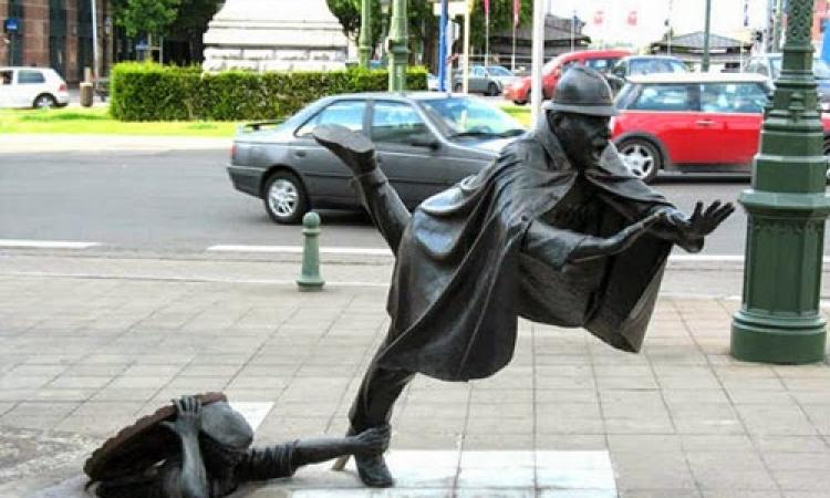 بالصور.. شاهد أروع التماثيل المذهلة تسحر العيون !!