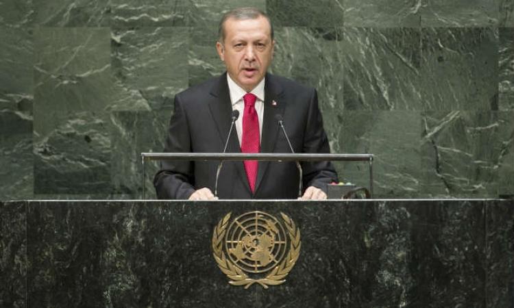 الإمارات: أردوغان استغل منصة الأمم المتحدة للتهجم على الشرعية المصرية