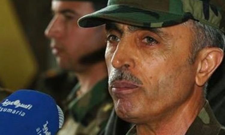 الجيش العراقى: مقتل الذراع الأيمن لزعيم داعش