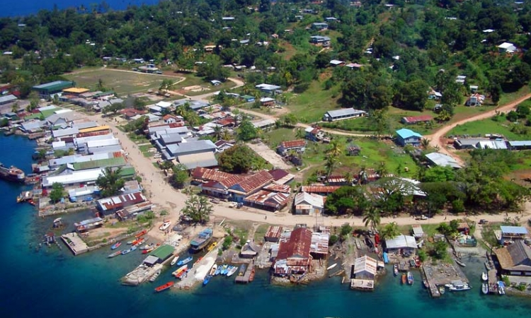 بالصور..جمال «جزر سليمان» .. أسطورى يتوج المحيط الهادى