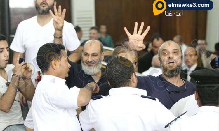 بالصور.. قضية البلتاجي وحجازي في تعذيب محامي ميدان التحرير
