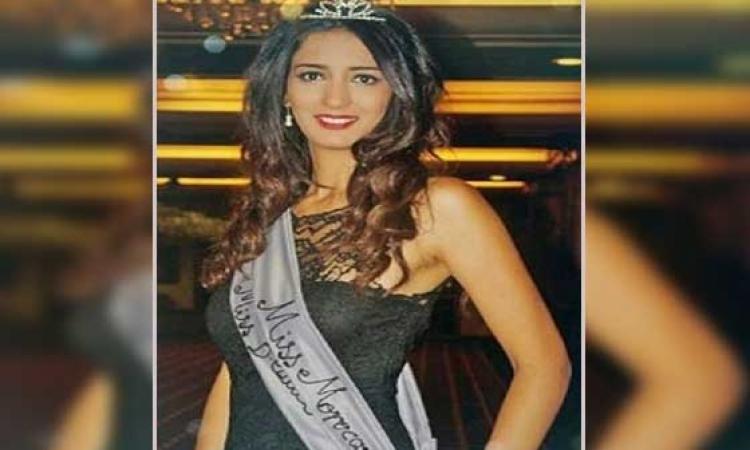 """حسناء مغربية تنتزع لقب """"ملكة الجمال العربى"""" من مصرية و3 لبنانيات"""