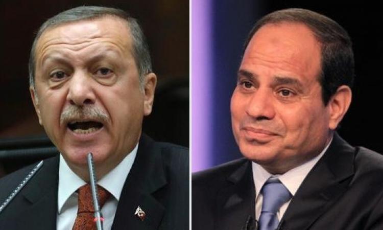 """خطة """"السيسي"""" للرد على """"أردوغان"""": دعم المعارضة وتحريض الجيران"""