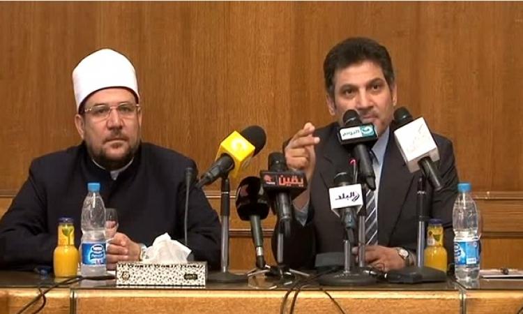 بالفيديو .. وزير الري : الحبس سنه وغرامة 20 ألف جنيه للاعتداء علي النيل