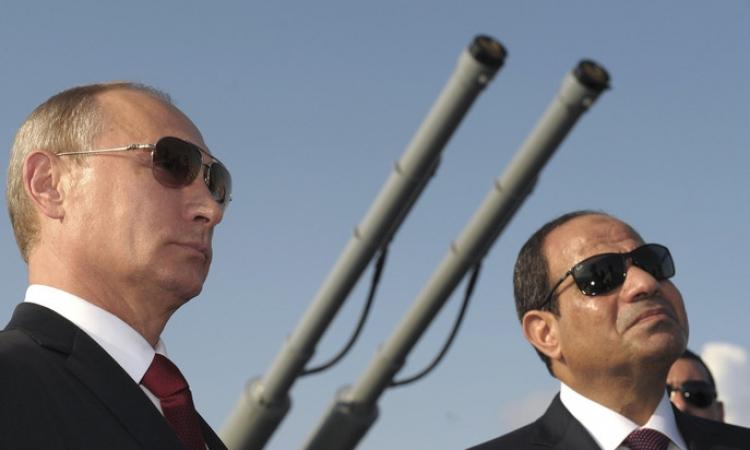 صفقة سلاح روسي لمصر بقيمة  3.5 مليار دولار