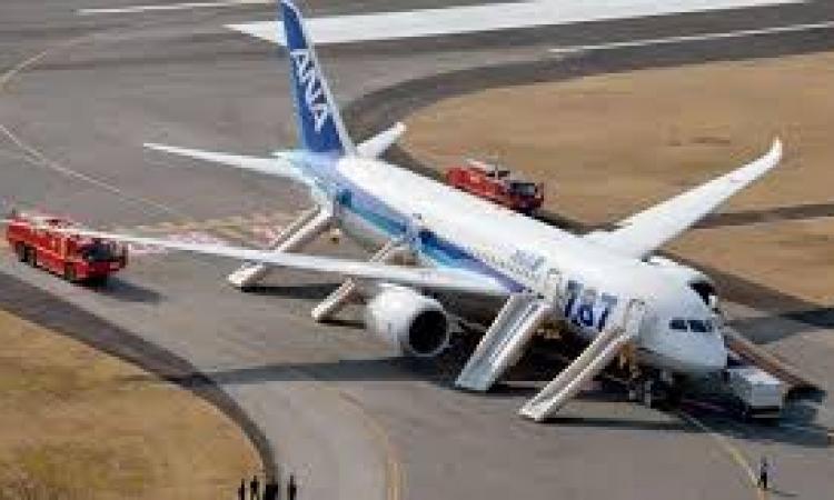 تصادم طائرتين فى مطار هوارى بومدين بالجزائر.. والأمن يجرى تحرياته لمعرفة الأسباب