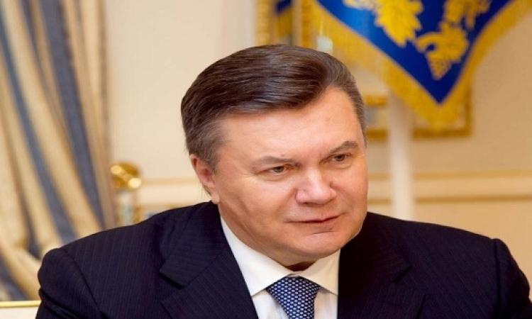 رئيس أوكرانيا يقول العقوبات الأوروبية على روسيا تبرز التضامن مع بلاده