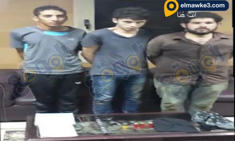 بالفيديو.. ضبط عناصر إخوانية تقطع الطريق الصحراوي