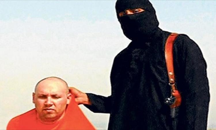 داعش تبث مقطعا مصورا لإعدام ثاني أمريكي محتجز لديها