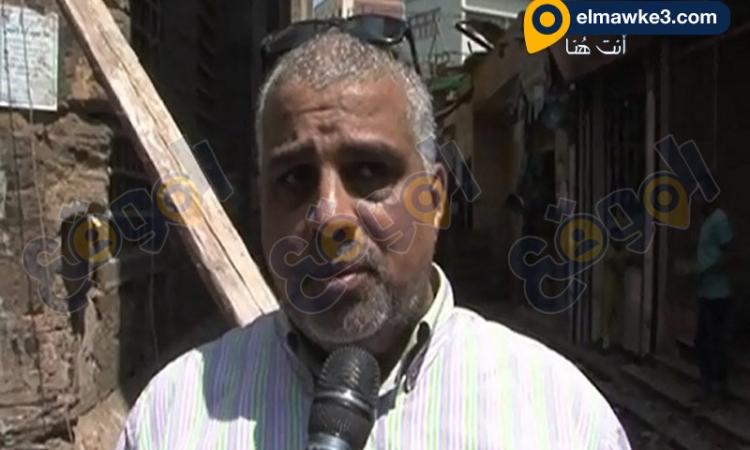 بالفيديو.. مواطن يهدم عقاره السكني لعدم حرمان مصر من معونة اليونسكو