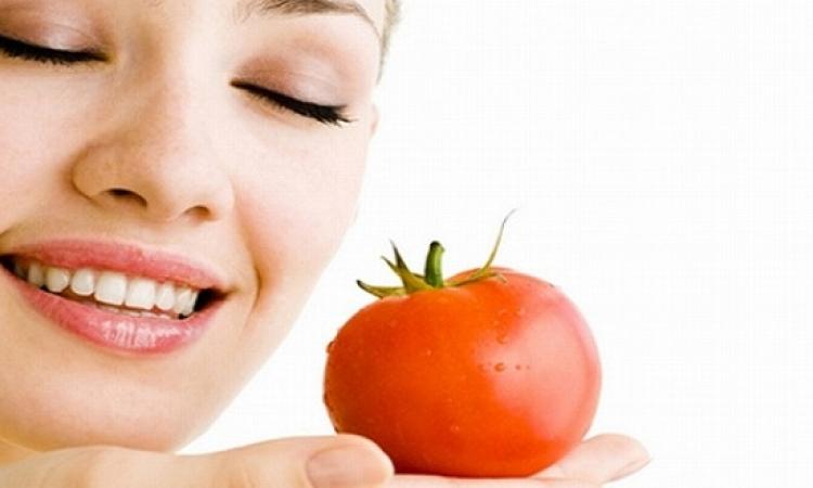 طريقة عمل ماسك الطماطم للوجه لكل أنواع البشرة