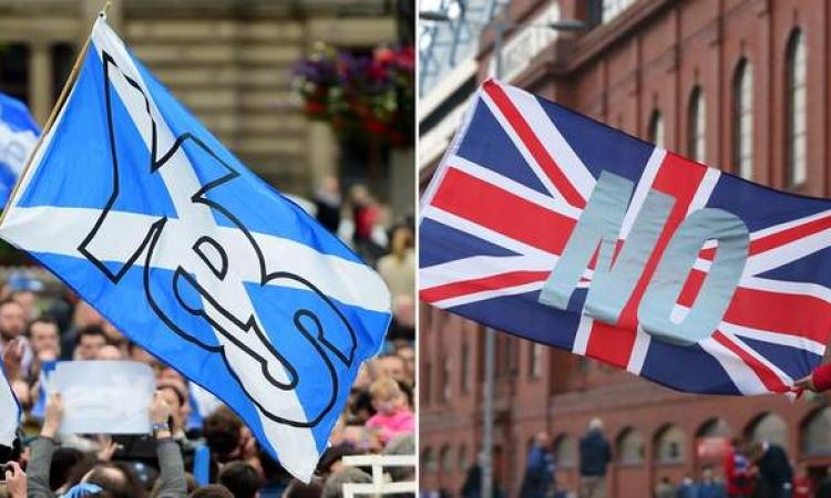بعد 3 قرون من الزمن 8% من سكان اسكتلندا يحددون مصيرها