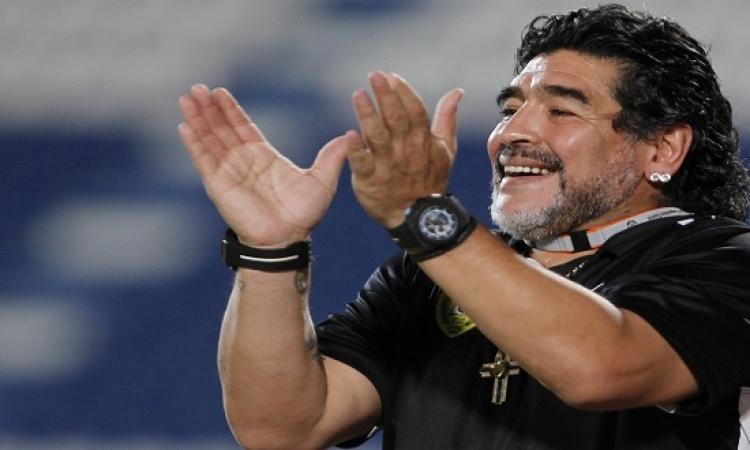 تشيلافيرت : مارادونا ارتكب الكثير من المخالفات ولا يصلح لقيادة الفيفا