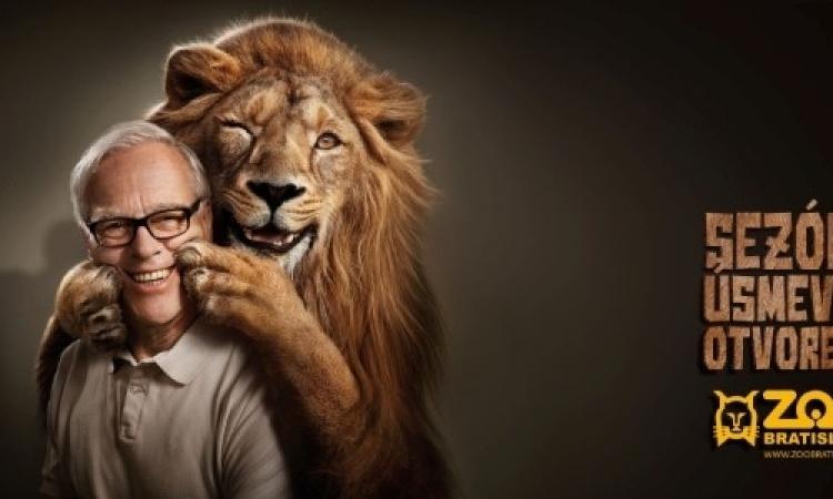 بالصور  ..إعلان دعائي مميز لحديقة حيوان سلوفاكية