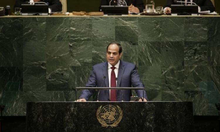""""""" تحالف شباب الثورة """" : السيسي أبهر العالم وأعاد الهيبة للمصريين"""