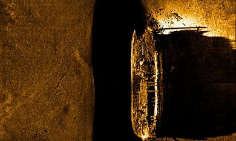 كندا تعثر على سفينة مختفية منذ القرن 19