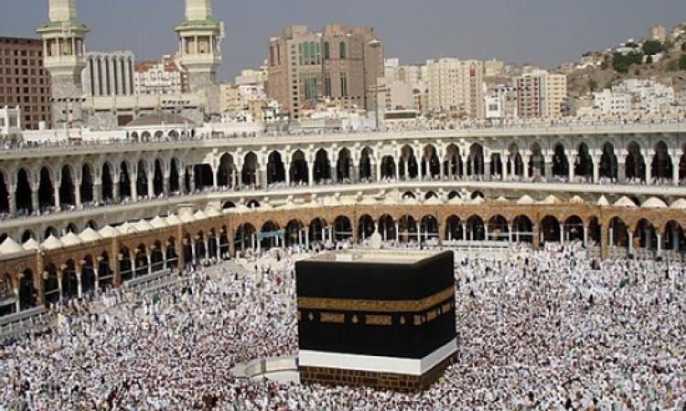 90% من الحجاج المصريين ينهون إجراءات السفر الى السعودية