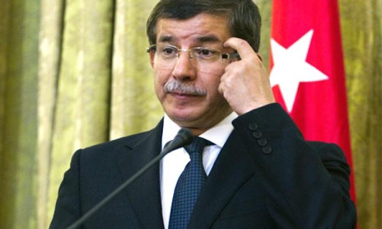 أوغلو يستنكر اتهامات أمريكية لتركيا بالمسؤولية عن ظهور داعش