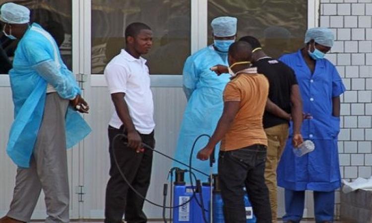 الإيبولا يقتل 121 شخصًا في سيراليون في يوم واحد