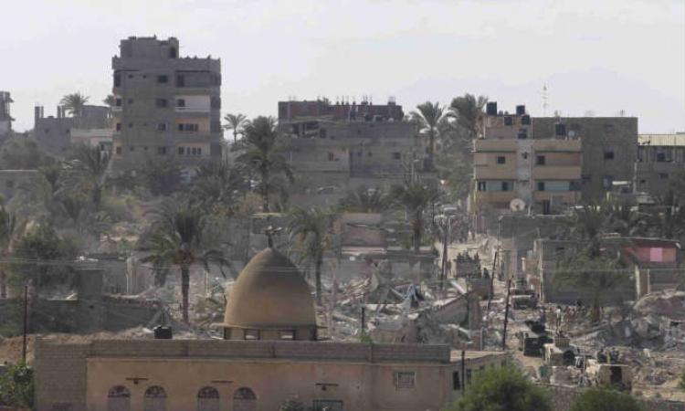 محافظ شمال سيناء :  65% من المواطنين وافقوا على الإخلاء مقابل حصولهم على تعويض مادى