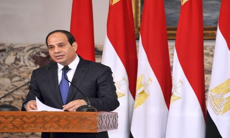 السيسى سيُعلن حزمة مساعدات مصرية لمكافحة الإيبولا