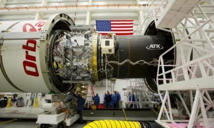 بوينج: انفجار الصاروخ أنتاريس يؤكد الحاجة إلى محرك أمريكي جديد