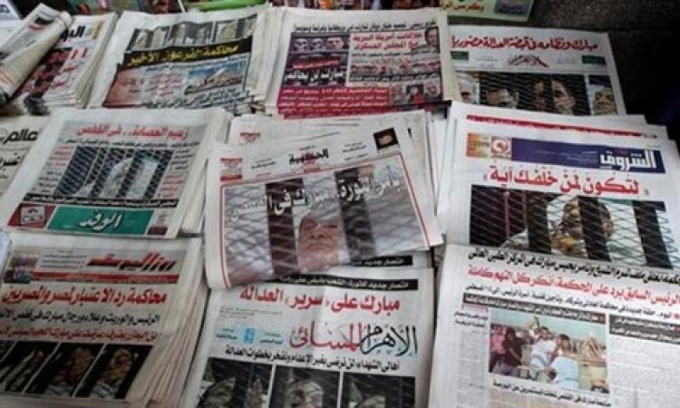 رؤساء تحرير الصحف : التوقف عن نشر البيانات المحرضة على مؤسسات الدولة