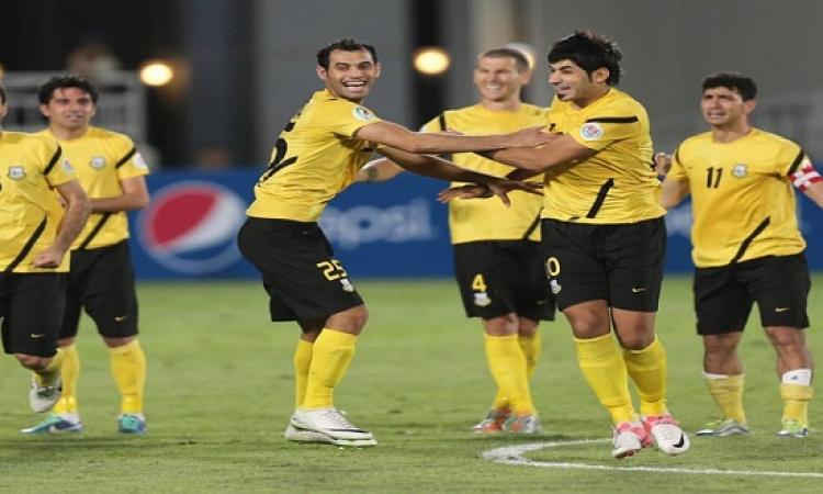 القادسية الكويتى يحصد كأس الاتحاد الآسيوي